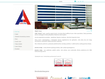 Anivel, UAB