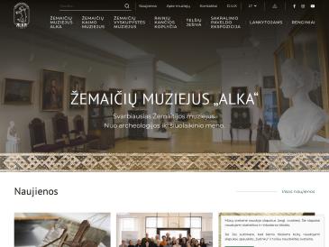 Žemaičių muziejus Alka