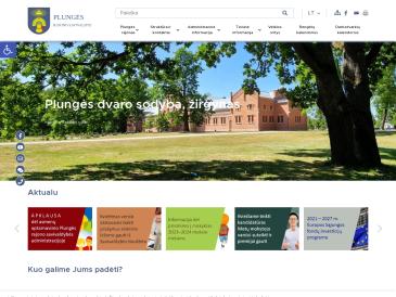 Plungės r. savivaldybės administracija