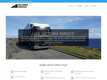 Victoria service, UAB