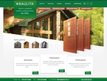 Baulita, UAB
