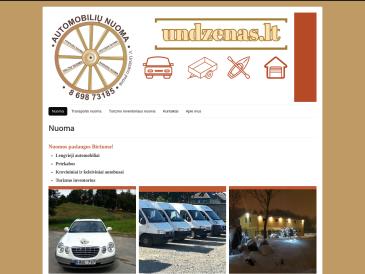 V. Undzėno įmonė