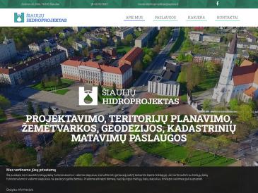 Šiaulių hidroprojektas, UAB