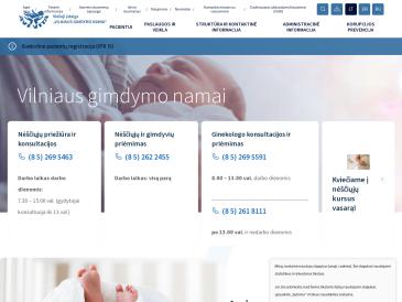 Vilniaus gimdymo namai, VšĮ