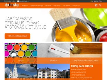 Dafasta, UAB