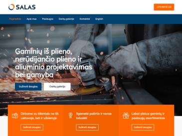 Salas, UAB
