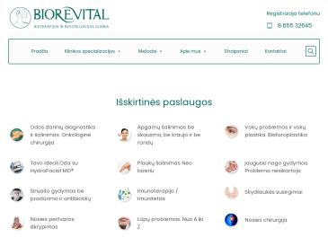 Biorevital klinika
