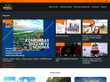 Kupiškio r. turizmo ir verslo informacijos centras, Viešoji įstaiga