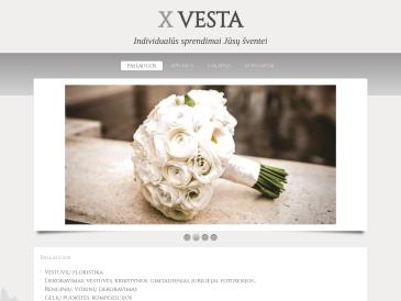 X Vesta, UAB