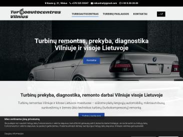 Turbocentras Vilnius