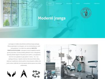 """Kęstučio odontologijos klinika, UAB """"Dentiva"""""""