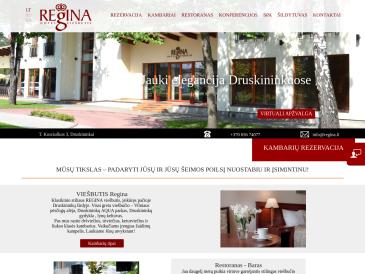 Regina, viešbutis