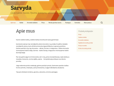 Sarvyda, UAB