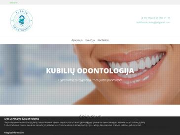Kubilių odontologija, IĮ