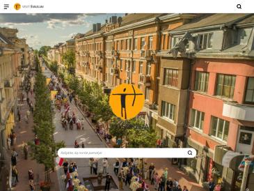 Šiaulių turizmo informacijos centras