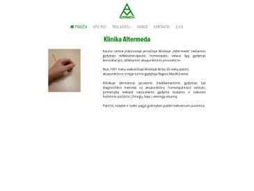Altermeda, R. Masiliūnienės medicininių paslaugų įmonė