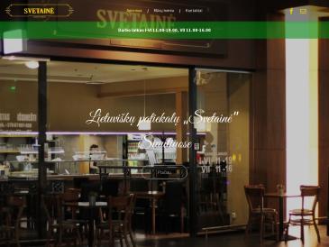 Svetainė-kavinė