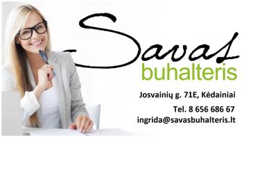 Savas Buhalteris, UAB
