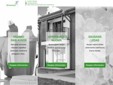 Greenas, Vilniaus padalinys, UAB