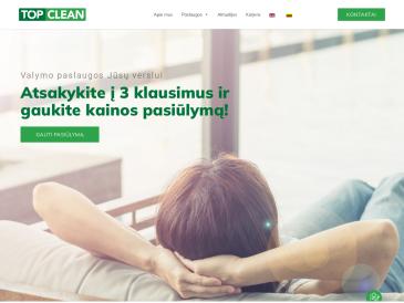 Top Clean, UAB