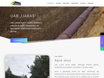 Liaras, UAB