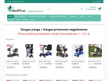 MediPlius, UAB