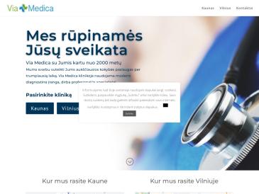 Kazanavičienės IĮ (Via Medica filialas)