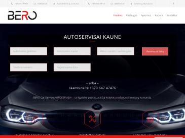 "Bero K5 autoservisas, UAB ""Autodia"""