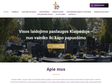 Klaipėdos akmuo, filialas, UAB