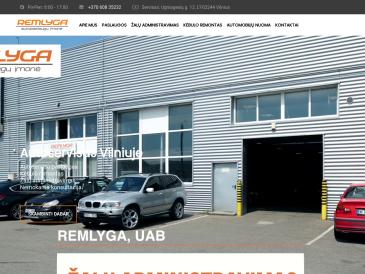 Remlyga, UAB