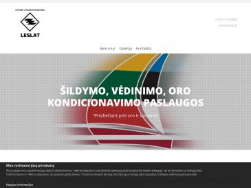 Leslat, Lietuvos, Latvijos ir Estijos UAB