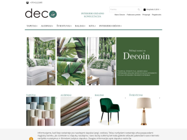 """Decoin, UAB """"In Decore"""""""