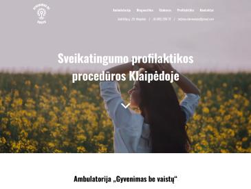Gyvenimas be vaistų, ambulatorija, T. Červonajos IĮ