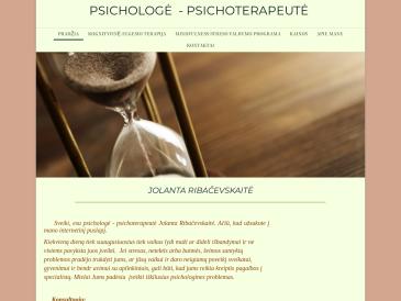 J. Ribačevskaitės privatus psichologo – psichoterapeuto kabinetas