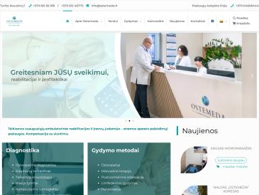 Ostemeda, reabilitacijos centras