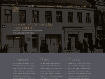 Marijos ir Jurgio Šlapelių namas-muziejus