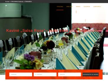 Salsa Rosa kavinė