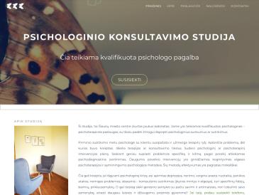 Lijanos Bernotienės psichologinio konsultavimo studija