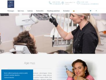 Senamiesčio perlas, odontologijos klinika, UAB