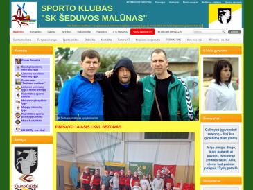 SK Šeduvos malūnas, veteranų sporto klubas