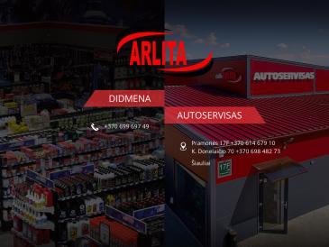 Autoarlita, autoservisas, R. Mikaliūnienės įmonė