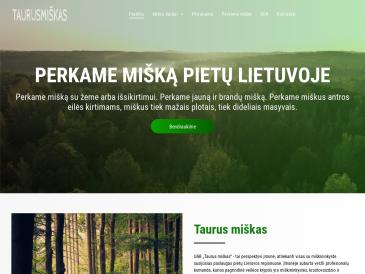 Taurus miškas, UAB