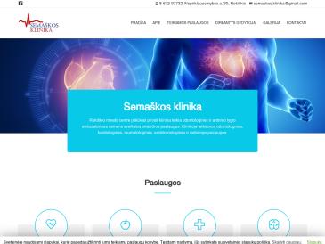 """Semaškos klinika, MB """"Inovėjos centras"""""""