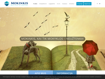 Mokinkis, UAB