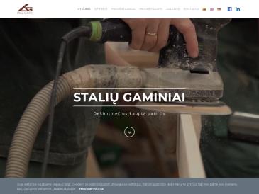 Stalių gaminiai, Vilniaus atstovybė, AB