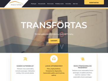 Transfortas, UAB