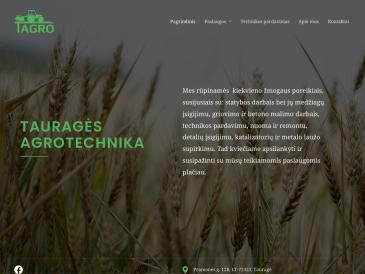 Tauragės agrotechnika, filialas, UAB