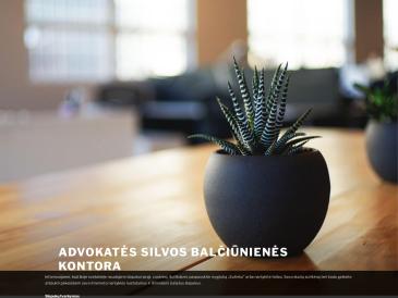 S. Balčiūnienės advokatės kontora