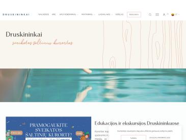 Druskininkų turizmo ir verslo informacijos centras, VšĮ