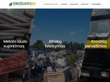 Ekodarbai, UAB